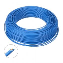 Conductor electric FY 1.5 colac 100M, Cupru, Albastru