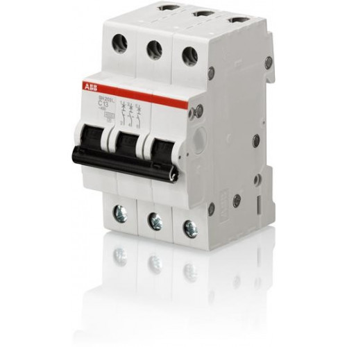 Intrerupator automat 16A 3P+N C 4.5A, ABB