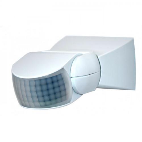 Senzor de prezenta 180 de grade IP65, Novelite, Alb