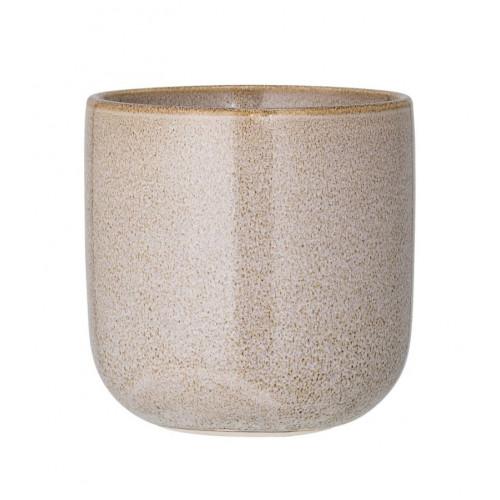 Ghiveci din ceramica H11 cm, Natur, Bloomingville 21259537