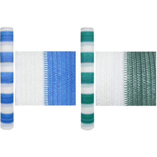 Plasa umbrire multicolor 100M, Evotools