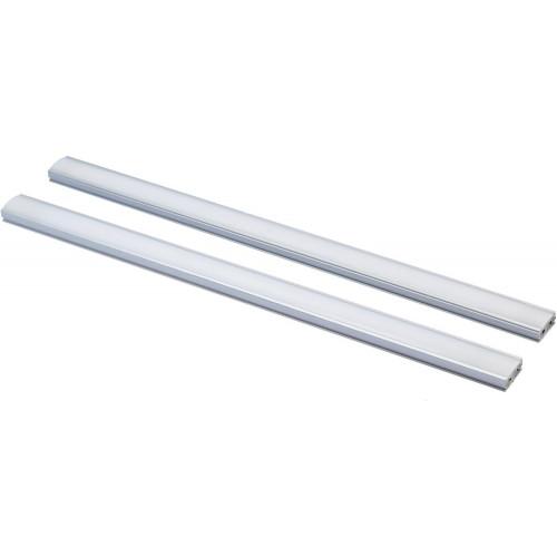 Bagheta LED Link 60 cm 9W, lumina alb rece, Erste