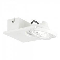 Aplica spot LED Brea, Eglo, Alb, 39133
