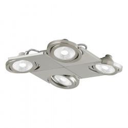 Aplica spot LED Brea, Eglo, Nichel, 39251