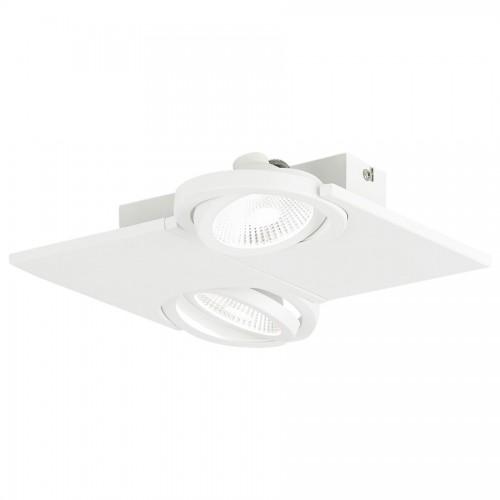 Aplica spoturi LED Brea, Eglo, Alb, 39134