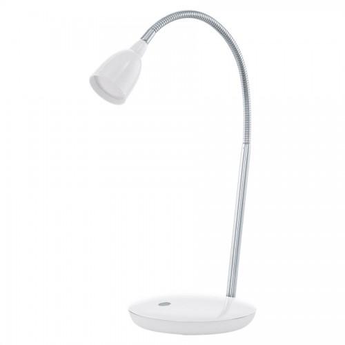 Lampa de birou LED Durengo, Eglo, Alb, 93078