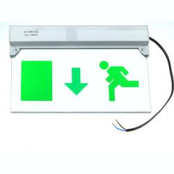 Lampa Exit LED permanenta 6W, Novelite