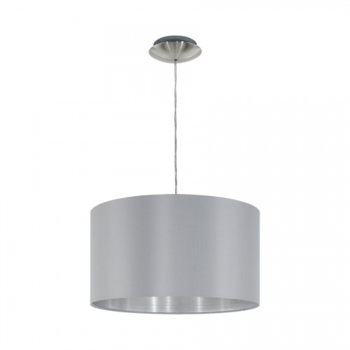 Pendul D38 cm, Maserlo, Eglo, Gri, 31601