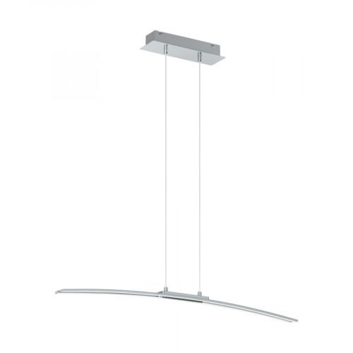 Pendul LED Lasana, Eglo, Crom, 95147
