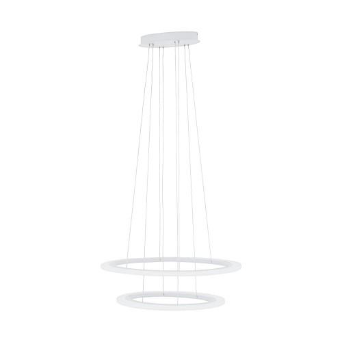 Pendul LED Penaforte, Eglo, Alb, 39307
