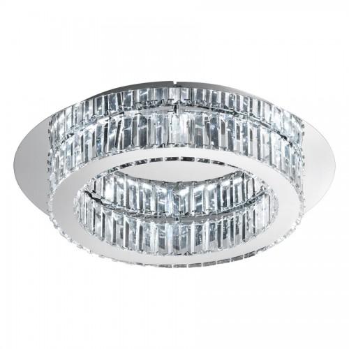 Plafoniera LED Corliano, Eglo, Crom, 39015