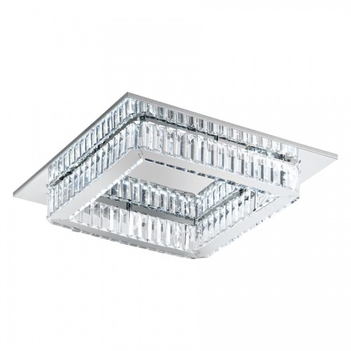 Plafoniera LED Corliano, Eglo, Crom, 39016
