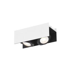 Plafoniera LED Vidago, Eglo, Alb, 39316