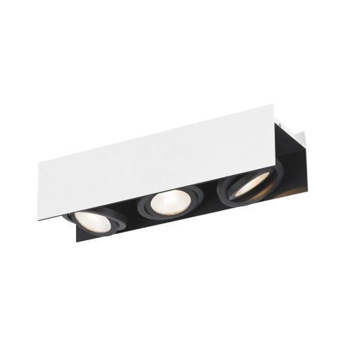Plafoniera LED Vidago, Eglo, Alb, 39317