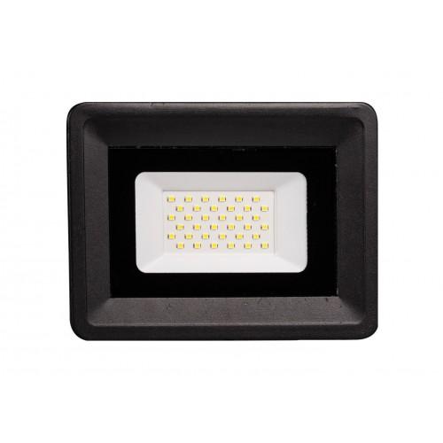 Proiector LED 250W Slim, Negru, Novelite