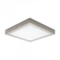 Spot LED aplicat Fueva, Eglo, Nichel, 32446