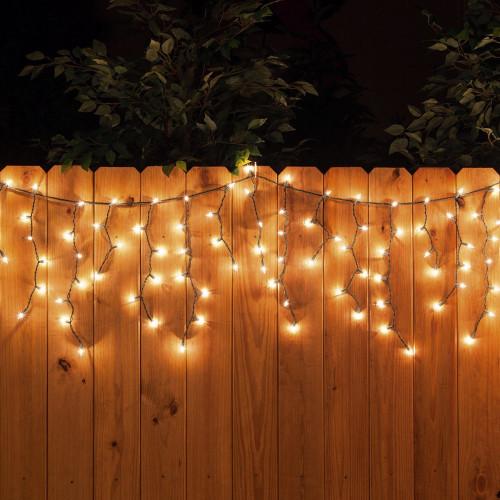 Ghirlanda luminoasa extensibila 160 cm, lumina calda, Erste