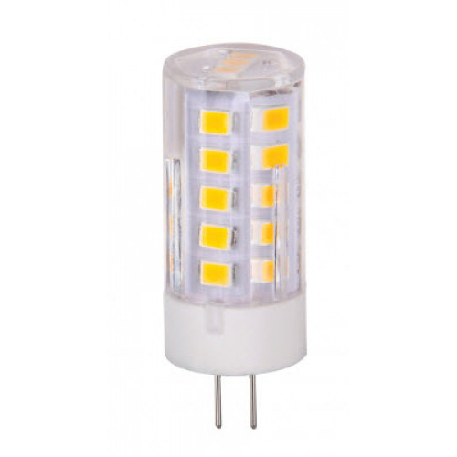 Bec LED 3W G4 Evo 3, lumina alb cald, Total Green
