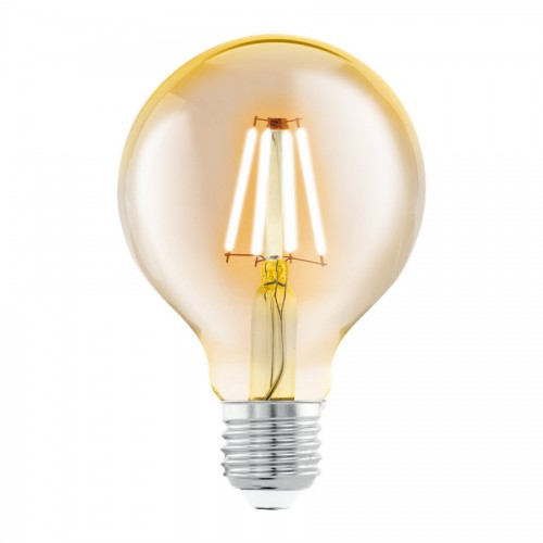 bec led transparent filament decorativ eglo