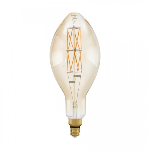 Bec LED decorativ big size 8W E27, lumina alb cald, Eglo 11685