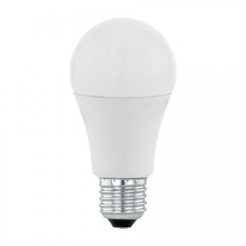 Bec LED 6W A60 E27, lumina alb cald, Eglo 11476