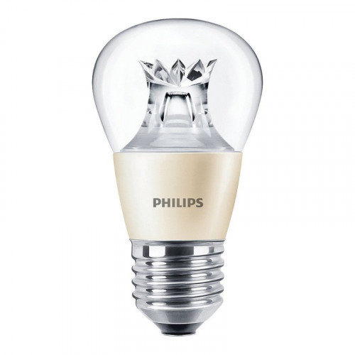 Bec LED dimabil 4W, lumina calda, Philips Ledlustre