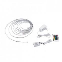 Banda LED 3 metri 16 culori si 5 programe, Eglo