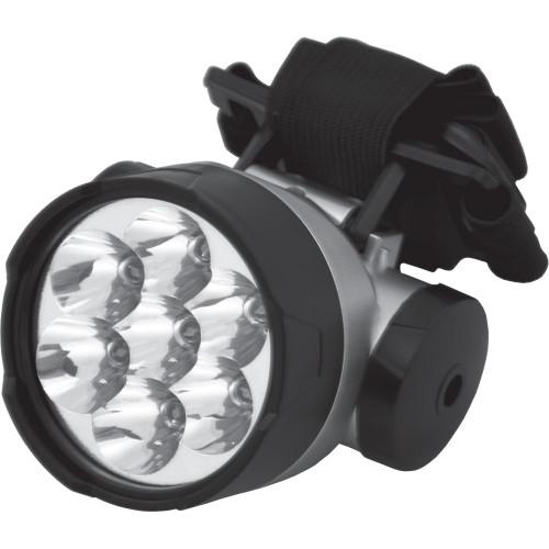 Lanterna LED reincarcabila pentru cap, Bevis, Total Green